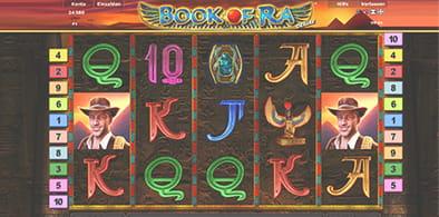 Book Of Ra 5 Bucher Einer Reihe