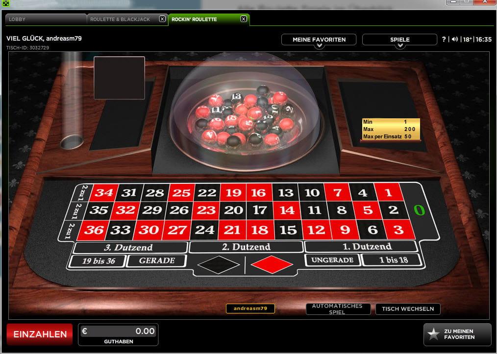 echtgeld roulette casino spiele